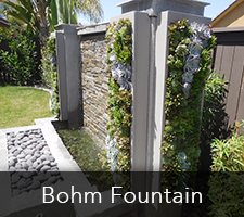 Bohm Water Fountain Project